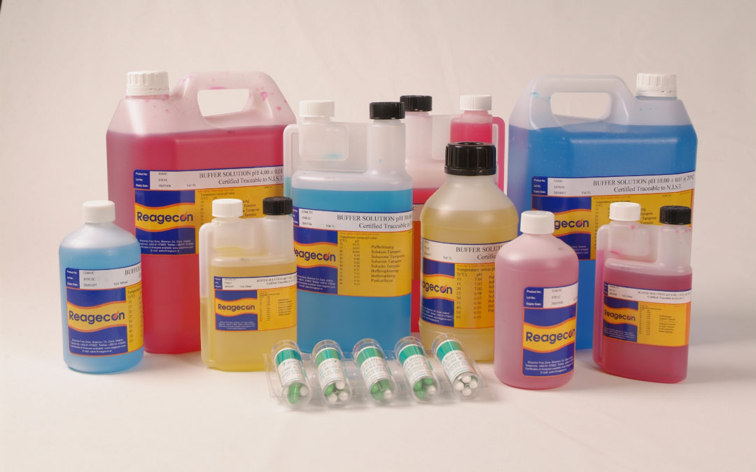 pH Buffer Solutions, Selection, Use, Application and Metrology