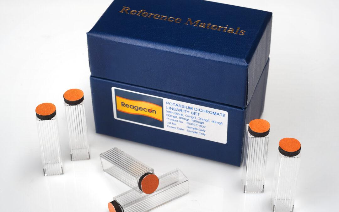 Spectrophotometry Standards