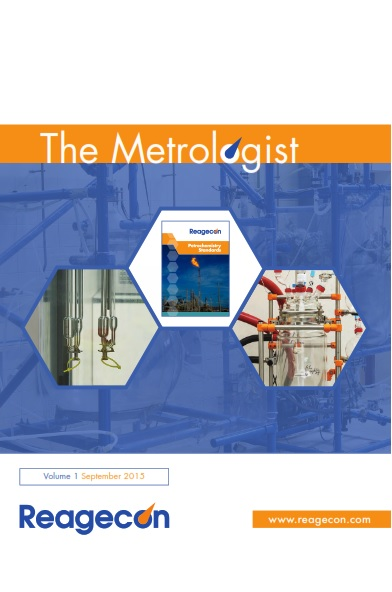 The Metrologist Edition 1
